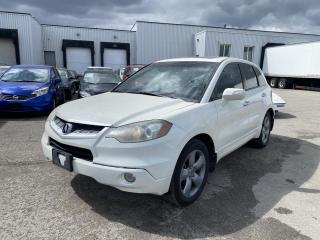 Used 2007 Acura RDX 5-Spd AT for sale in Oakville, ON