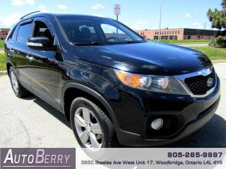 Used 2013 Kia Sorento EX V6 4WD Pano Navi B/up Cam for sale in Woodbridge, ON