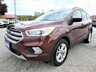 Used 2018 Ford Escape SEL | Blind Spot Detection | Navigation | Power Lift Gate for sale in Essex, ON