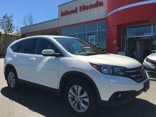Used 2014 Honda CR-V EX for sale in Courtenay, BC