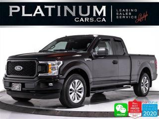 Used 2018 Ford F-150 XL, SUPERCAB, TRAILER ASSIST, 6.5FT BED, CARPLAY for sale in Toronto, ON