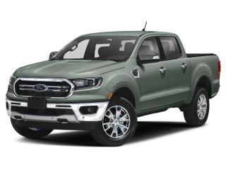 New 2021 Ford Ranger LARIAT for sale in Sechelt, BC