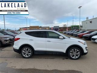 Used 2016 Hyundai Santa Fe Sport 2.0T Limited  - Sunroof - $161 B/W for sale in Prince Albert, SK