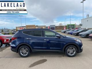 Used 2018 Hyundai Santa Fe Sport Premium AWD  - Heated Seats - $171 B/W for sale in Prince Albert, SK