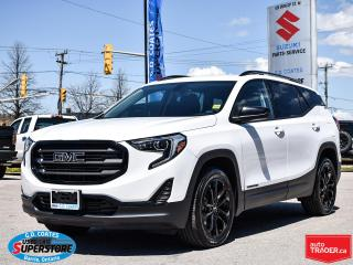 Used 2019 GMC Terrain SLE AWD ~Nav ~Backup Cam ~Heated Seats ~Bluetooth for sale in Barrie, ON