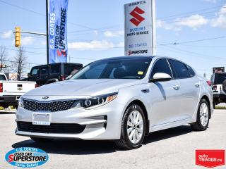 Used 2016 Kia Optima EX for sale in Barrie, ON