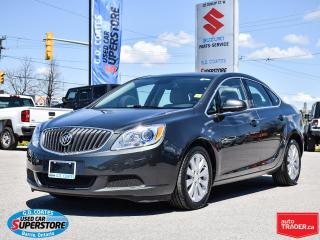 Used 2016 Buick Verano Convenience ~Backup Cam ~Bluetooth ~ONLY 41,000 KM for sale in Barrie, ON