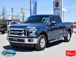 Used 2016 Ford F-150 XLT Super Cab 4x4 ~Trailer Tow ~Bluetooth ~Alloys for sale in Barrie, ON