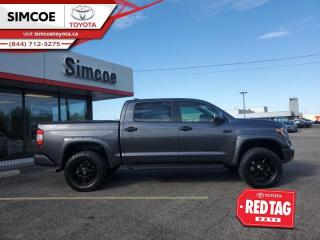 New 2021 Toyota Tundra SR5 TRD Sport Premium for sale in Simcoe, ON
