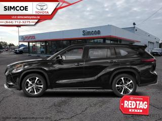 New 2021 Toyota Highlander XSE  - Power Moonroof -  Softex Seats for sale in Simcoe, ON