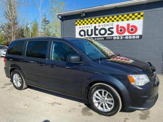 Used 2014 Dodge Grand Caravan Familiale 4 portes SXT for sale in Laval, QC