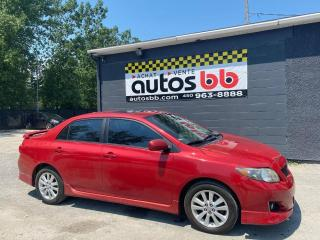 Used 2010 Toyota Corolla for sale in Laval, QC