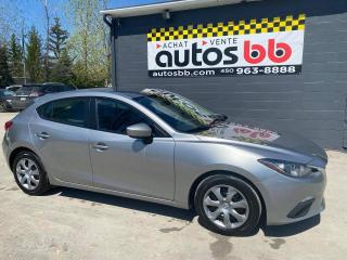 Used 2014 Mazda MAZDA3 MANUELLE HATCHBACK for sale in Laval, QC