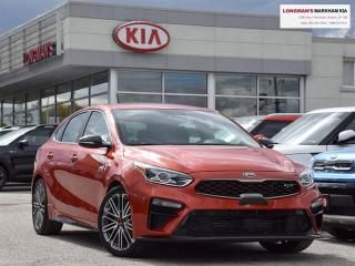 Used 2020 Kia Forte5 GT for sale in Markham, ON