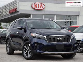 Used 2020 Kia Sorento 3.3L EX+ for sale in Markham, ON