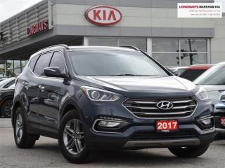 Used 2017 Hyundai Santa Fe Sport 2.4 Luxury for sale in Markham, ON