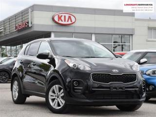Used 2019 Kia Sportage LX for sale in Markham, ON