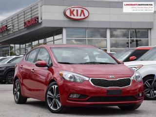 Used 2016 Kia Forte 1.6L SX for sale in Markham, ON