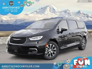 New 2021 Chrysler Pacifica Hybrid Pinnacle  - Rear DVD - $465 B/W for sale in Abbotsford, BC