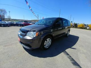 Used 2015 Dodge Grand Caravan VALUE PKG for sale in Barrie, ON