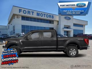 New 2021 Ford F-150 XLT  - $430 B/W for sale in Fort St John, BC