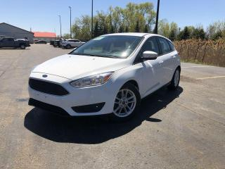 Used 2016 Ford Focus SE Hatch for sale in Cayuga, ON