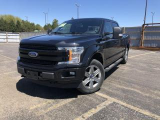 Used 2019 Ford F-150 XLT LARIAT CREW SPORT 4WD for sale in Cayuga, ON