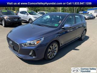 Used 2018 Hyundai Elantra GT Sport MT for sale in Courtenay, BC