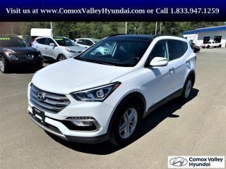 Used 2018 Hyundai Santa Fe Sport AWD 2.4L Luxury for sale in Courtenay, BC