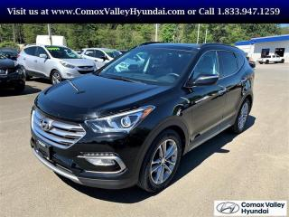 Used 2018 Hyundai Santa Fe Sport AWD 2.0T Limited for sale in Courtenay, BC