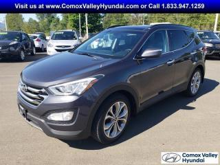 Used 2016 Hyundai Santa Fe Sport AWD 2.0T Limited for sale in Courtenay, BC