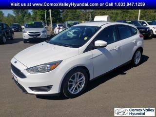 Used 2015 Ford Focus Hatchback SE for sale in Courtenay, BC