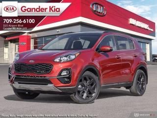 New 2022 Kia Sportage EX S for sale in Gander, NL