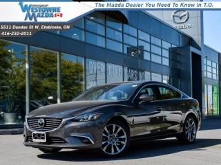 Used 2017 Mazda MAZDA6 GT  - Sunroof -  Leather Seats for sale in Toronto, ON