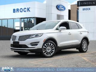 Used 2018 Lincoln MKC Reserve for sale in Niagara Falls, ON