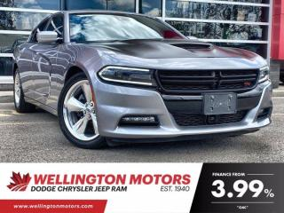 Used 2016 Dodge Charger Road/Track | Upgraded Flow Master Exhaust | RWD for sale in Guelph, ON