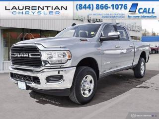 Used 2019 RAM 2500 Big Horn!!  4X4!!  TRAILER BRAKE CONTROL!!  CREW CAB!! for sale in London, ON