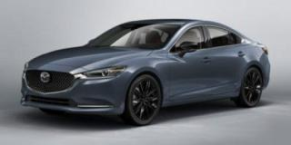 New 2021 Mazda MAZDA6 GT for sale in North Bay, ON
