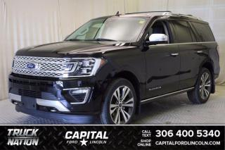 New 2021 Ford Expedition Platinum for sale in Regina, SK