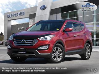 Used 2016 Hyundai Santa Fe Sport Luxury for sale in Ottawa, ON