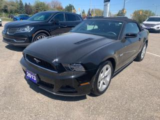 Used 2013 Ford Mustang GT for sale in New Hamburg, ON