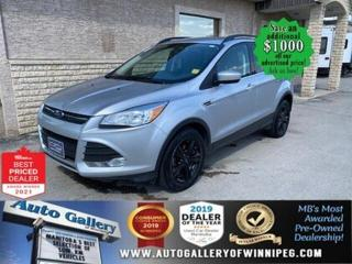 Used 2015 Ford Escape SE* Bluetooth/Heated Seats/REMOTE STARTER for sale in Winnipeg, MB
