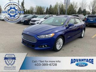 Used 2016 Ford Fusion Hybrid Se for sale in Calgary, AB