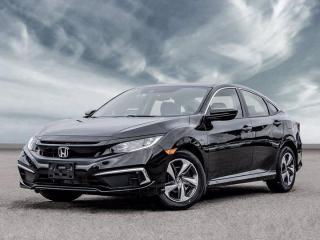 New 2021 Honda Civic SEDAN LX for sale in Corner Brook, NL
