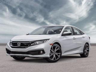 New 2021 Honda Civic Sedan Sport for sale in Corner Brook, NL