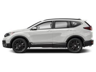 New 2021 Honda CR-V Black Edition for sale in Port Moody, BC