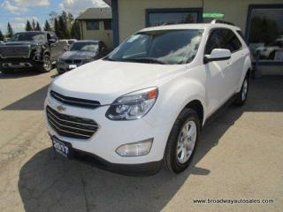 Used 2017 Chevrolet Equinox ALL-WHEEL DRIVE LT MODEL 5 PASSENGER 2.4L - ECO-TEC.. ECO-MODE-PACKAGE.. HEATED SEATS.. BACK-UP CAMERA.. BLUETOOTH SYSTEM.. KEYLESS ENTRY.. for sale in Bradford, ON