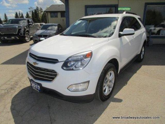 2017 Chevrolet Equinox ALL-WHEEL DRIVE LT MODEL 5 PASSENGER 2.4L - ECO-TEC.. ECO-MODE-PACKAGE.. HEATED SEATS.. BACK-UP CAMERA.. BLUETOOTH SYSTEM.. KEYLESS ENTRY..