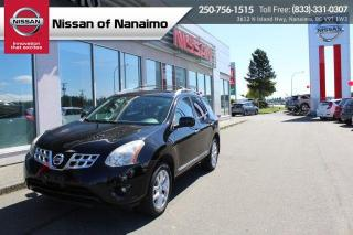 Used 2013 Nissan Rogue SL for sale in Nanaimo, BC