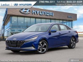 New 2021 Hyundai Elantra Ultimate for sale in Leduc, AB